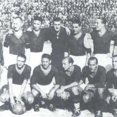 Campionato 1933/34, il 5-0 alla Lazio