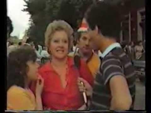 Festeggiamenti scudetto 1983