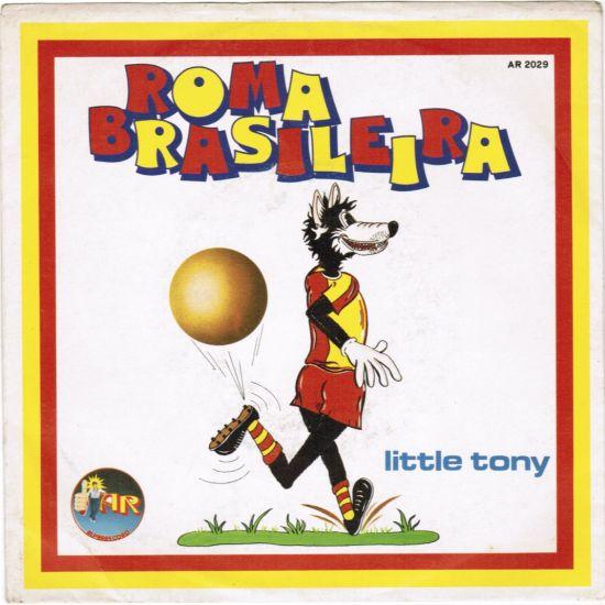 Il disco Roma Brasileira, di Little Tony