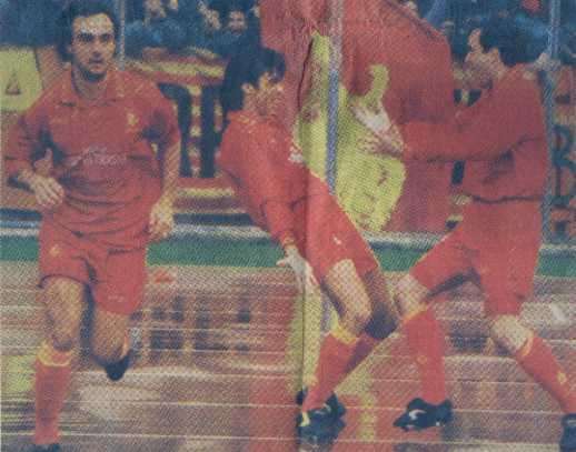 1994/95, lazio-Roma 0-3, Giannini, Fonseca e Balbo