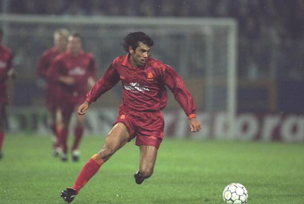 1994/95, Fonseca in Parma-Roma