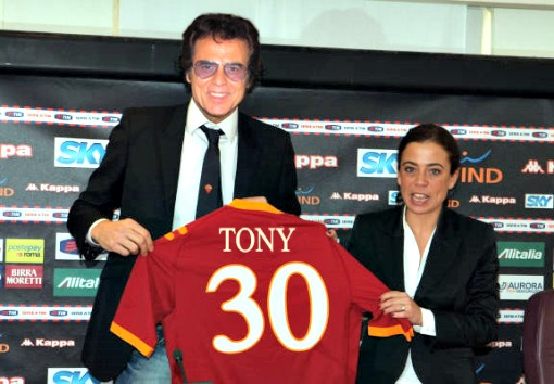 Little Tony e Rosella Sensi