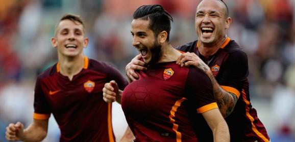 I soprannomi dei calciatori della Roma 2015/16