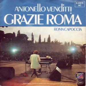 Antonello Venditti - Grazie Roma