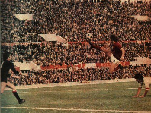 Campionato 1974/75, l'anno del terzo posto